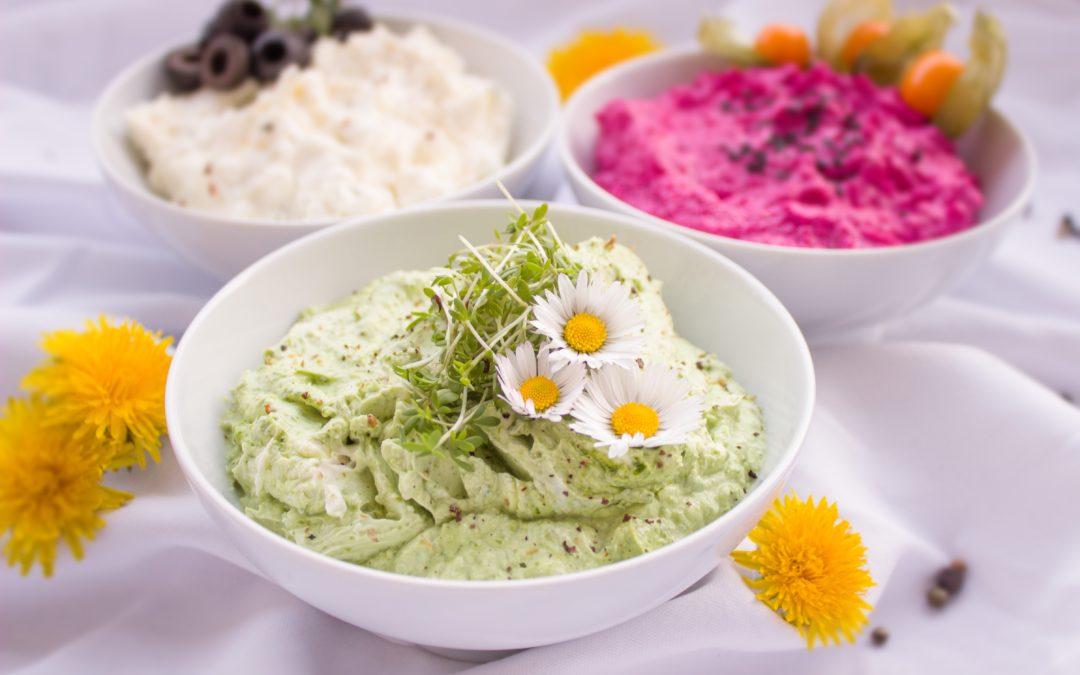 Hummus (Vegetable Dip)