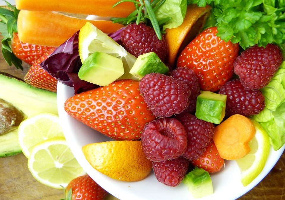 Fruit Salad (Mood Boosting)