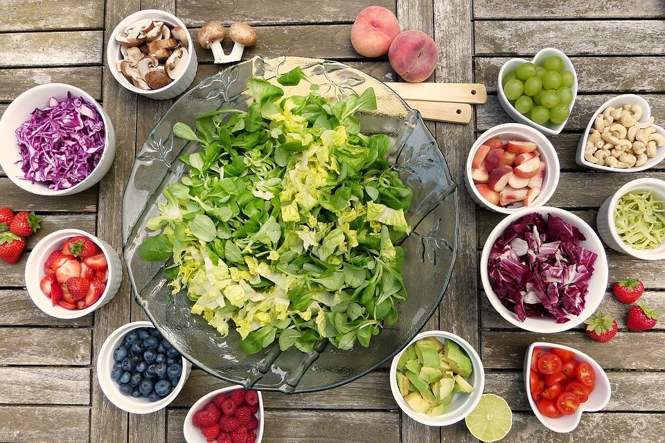 Superfood Salad (Nutrient Dense)
