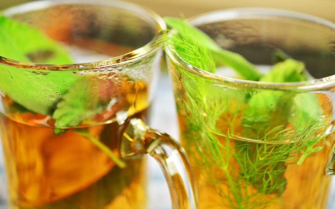 Migraine Calming Tea