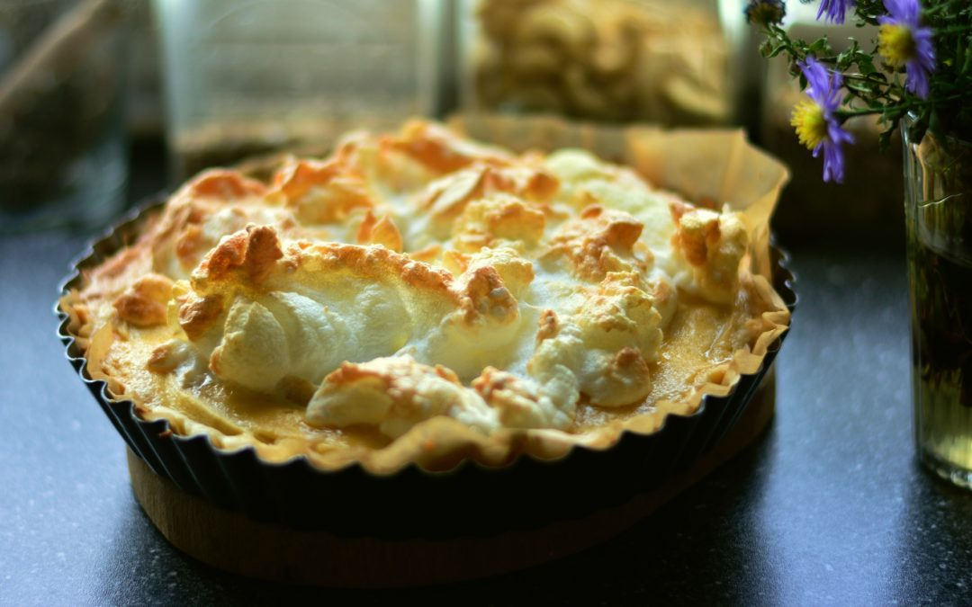 Positively Paleo Pie (comfort food without the guilt!)